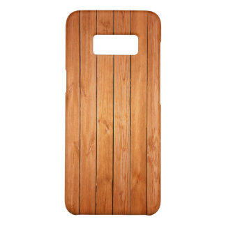 Wood Pattern Samsung Galaxy S8, Barely Phone Case
