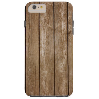 Wood Tough iPhone 6 Plus Case