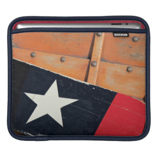 Wooden Boat Festival iPad Sleeve