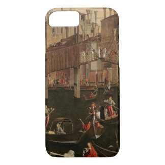 Wooden Rialto Bridge, from the Miracle of the Reli iPhone 8/7 Case