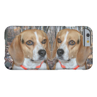 Woodland Beagles Barely There iPhone 6 Case