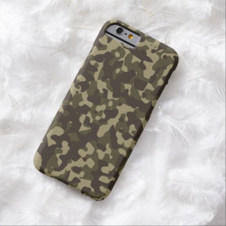 Woodland Camo iPhone 6 case Cover