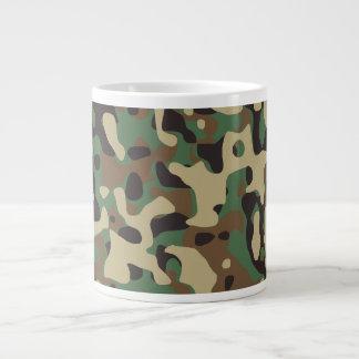 Woodland Camo Jumbo Mug