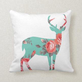 Woodland Deer Cushion - Square