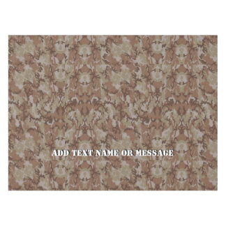 Woodland Desert Military Camouflage Tablecloth
