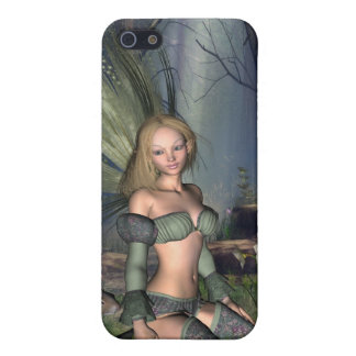 Woodland Easter Egg Fairy Cover For iPhone 5/5S