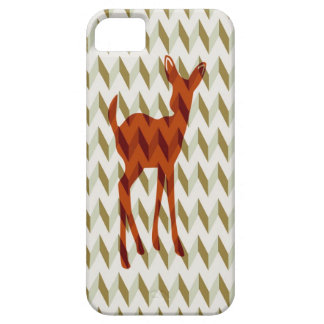 Woodland Fawn iPhone5 Case
