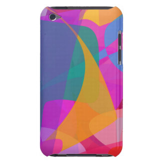 Woods iPod Touch Case-Mate Case