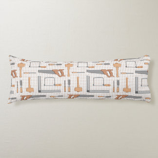 Woodshop Body Cushion