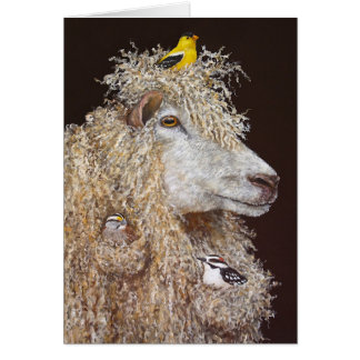 Wool Nesters card