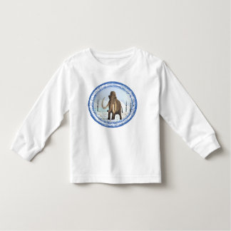 Woolly Mammoth Toddler T-Shirt