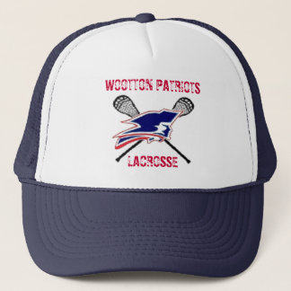 WOOTTON PATRIOTS, LACROSSE TRUCKER HAT