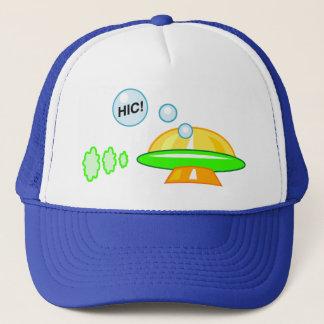 Woozy UFO Trucker Hat