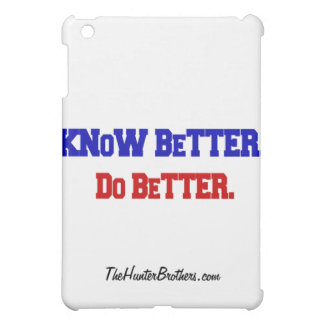 Words To Live By iPad Mini Cover