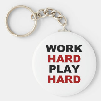 Work Hard alt.png Key Ring