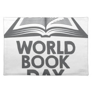 World Book Day - Appreciation Day Placemat