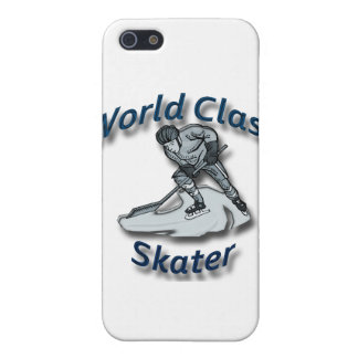 World Class Skater blue Case For The iPhone 5