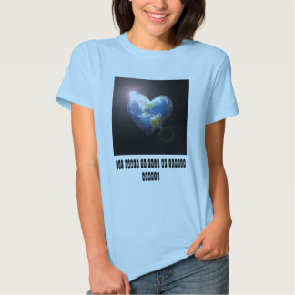 World Full Of Tender Hearts Sister T Shirts