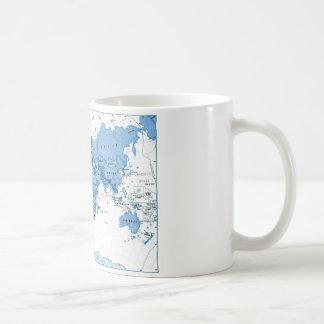 World is Art Blue - Children Coffee Mug