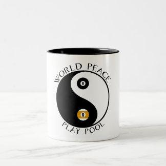 World Peace mugs