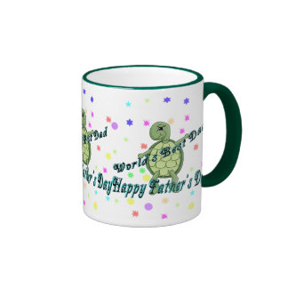 World's Best Dad Happy Father's Day Mug