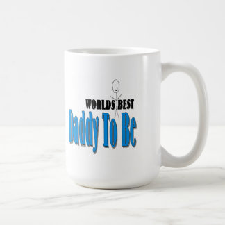 World s Best Daddy To Be Mug