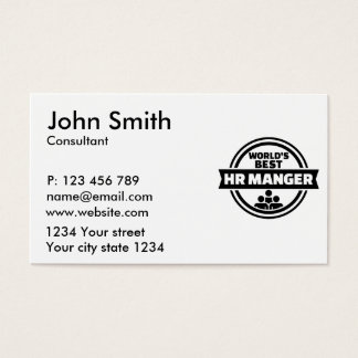 38 for team manager business cards and for team manager business worlds best hr manager business card colourmoves
