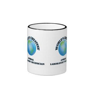 World s Greatest Animal Laboratory Technician Coffee Mug