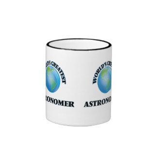 World s Greatest Astronomer Mugs
