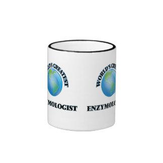 World s Greatest Enzymologist Coffee Mugs