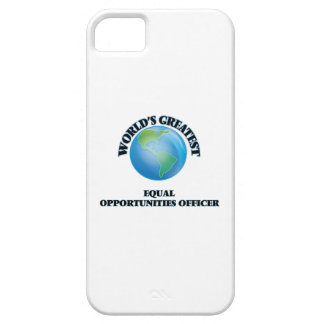 World s Greatest Equal Opportunities Officer iPhone 5 Covers