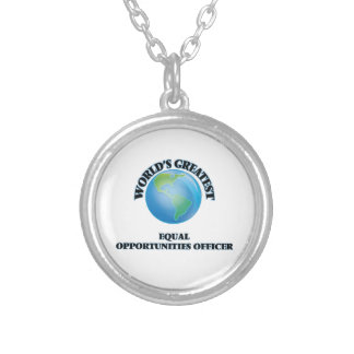 World s Greatest Equal Opportunities Officer Jewelry