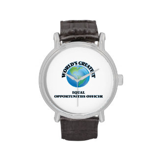 World s Greatest Equal Opportunities Officer Watch