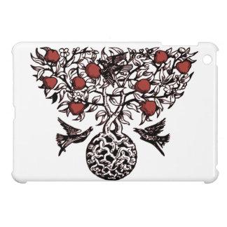 World Tree Ravens Yggdrasil - Norse Mythology sca iPad Mini Covers