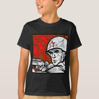 World War II Veteran Russian Tee Shirt
