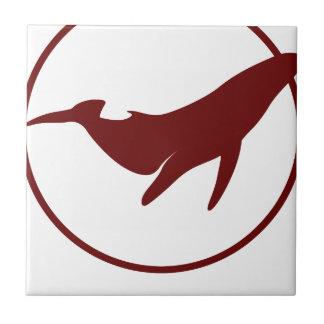 World Whale Day - Appreciation Day Small Square Tile