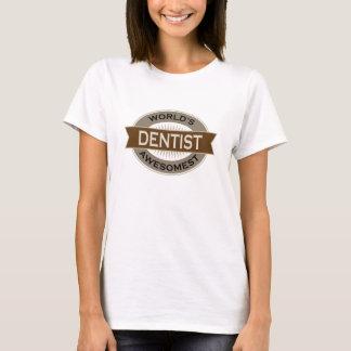Worlds Awesomest Dentist T-Shirt