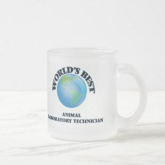World's Best Animal Laboratory Technician Mug