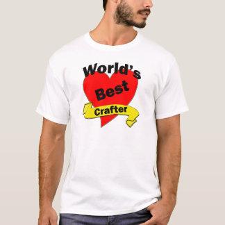 World's Best Crafter T-Shirt