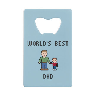World's Best Dad Bottle Opener