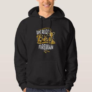 World's Best Fireman Hoodie