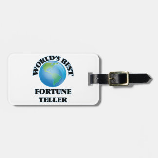 World's Best Fortune Teller Tags For Luggage