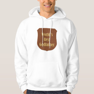 World's Best Godfather Hoodie
