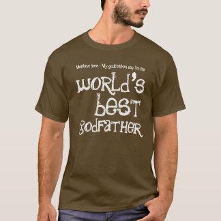 World's Best Godfather V03 T-Shirt