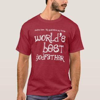 World's Best Godfather V07 T-Shirt