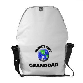 World's Best Granddad Commuter Bags