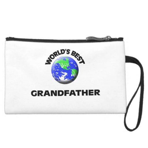 World's Best Grandfather Wristlets