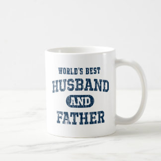 World's Best Husband and Father Apron Coffee Mug
