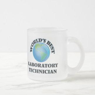 World's Best Laboratory Technician Mug
