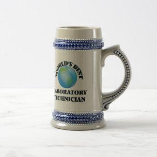 World's Best Laboratory Technician Coffee Mugs